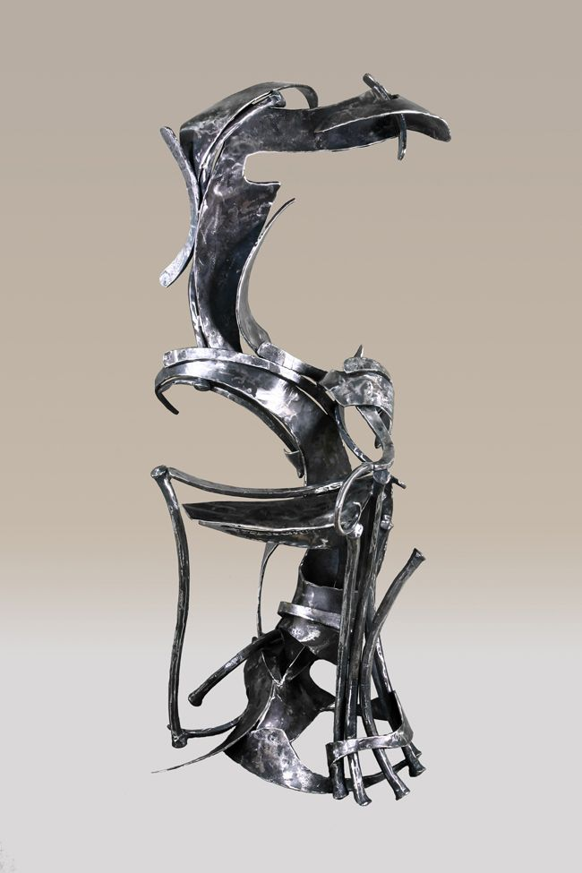 Wrought Iron Furniture, steel chair, iron chair, fine art chair, fine art steel chair, contemporary iron chair, contemporary furniture, art furniture, fine art furniture