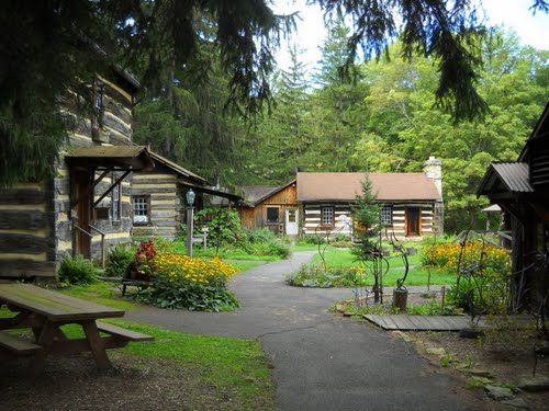 spruceforest artisan village at penn alps